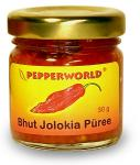 Pepperworld Bhut Jolokia Püree
