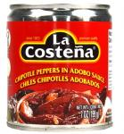 Chipotle in Adobo, La Costena