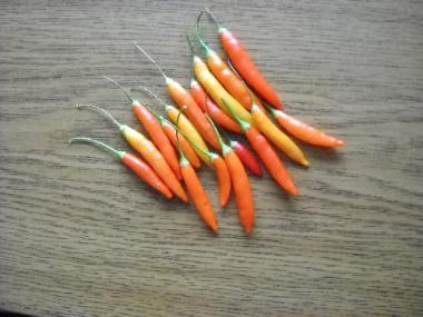 Aji Ethiopian Fire Chilisamen