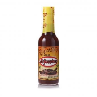 El Yucateco Chipotle Hot Sauce