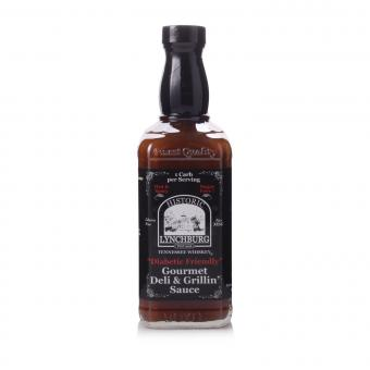 Lynchburg Tennessee Diabetic Friendly Grilling Sauce Hot & Spicy