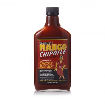 Pappy's Mango Chipotle Grilling Sauce - Chicks Dig Me