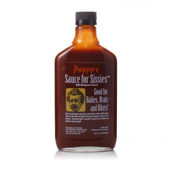 Pappy's Sauce For Sissies Mild Barbecue Sauce