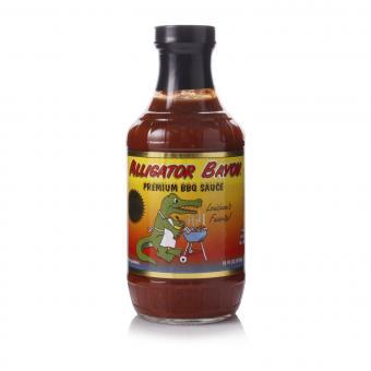 Alligator Bayou BBQ Sauce