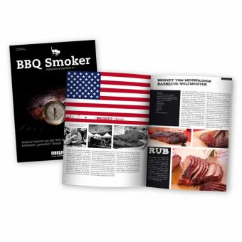 BBQ Smoker - Bookazine No. 1
