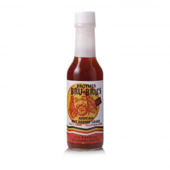 Brother Bru Bru's Hot Sauce