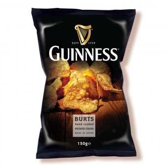 BURTS Guinness Chips, 150g