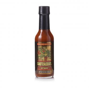 Cajohns Quetzalcoatl Hot Sauce