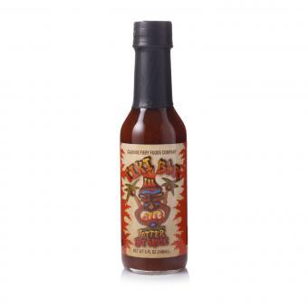 Cajohns Tiki Bar Hotter Hot Sauce