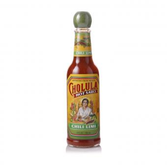 Cholula Lime Hot Sauce