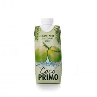 Coco Primo Kokosnusswasser 330ml