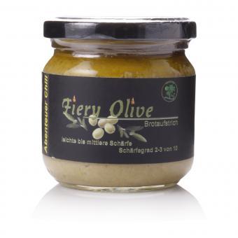 Fiery Olive Brotaufstrich