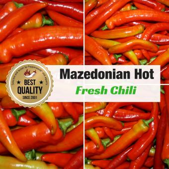 Frische Chili Mazedonian Hot, 250g
