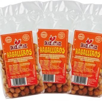 Snack Attack Haballeros 3er Pack