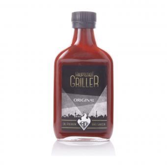 Hauptstadtgriller - BBQ Die Orginale Sauce, 200ml