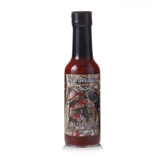 Heartbreaking Dawns Cauterizer Trinidad Scorpion Sauce