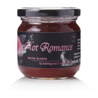 Hot Romance Fruchtaufstrich