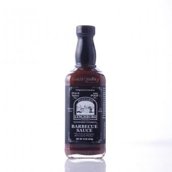 Lynchburg Tennessee Whiskey BBQ Sauce Hot & Spicy