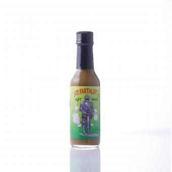 Sir Fartalot's Hot Sauce 147 ml