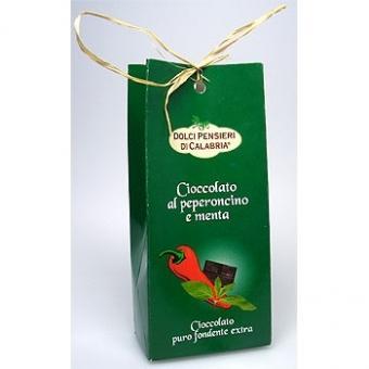 ChiliPepperMint Edelbitter-Schokolade