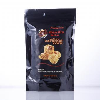 Devil's Bite Caramel Popcorn
