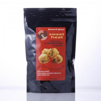 Sweet Heat Caramel Popcorn