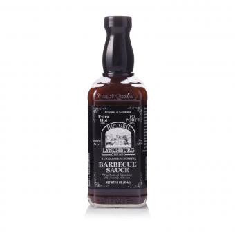 Lynchburg Tennessee Whiskey BBQ Sauce Made With Jack Daniels Extra Hot