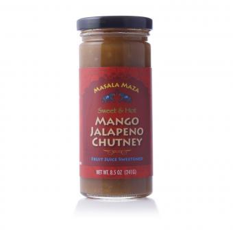 Masala Maza Chutney - Mango Jalapeno