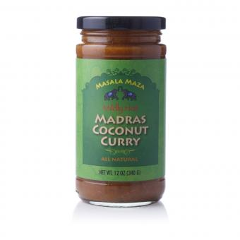 Masala Maza Madras Coconut Curry