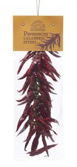 Piccolini Chili-Ristra aus Kalabrien