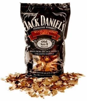 Jack Daniel's Wood Smoking Chips - 1kg