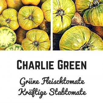 Charlie Green Tomatensamen (Fleischtomate)