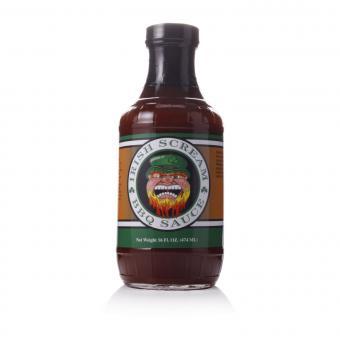 The Original Irish Scream BBQ Sauce