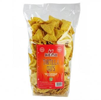 Snack Attack Tortilla Chips, 800g