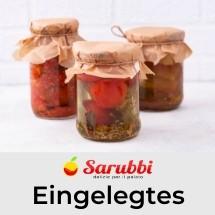 Eingelegte Delikatessen von Sarubbi