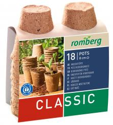 Romberg CLASSIC 18 Anzuchttöpfe