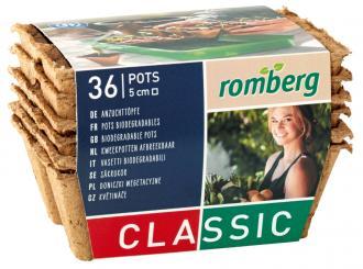 Romberg CLASSIC 36 Anzuchttöpfe