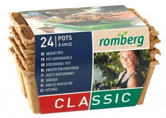 Romberg CLASSIC 24 Anzuchttöpfe