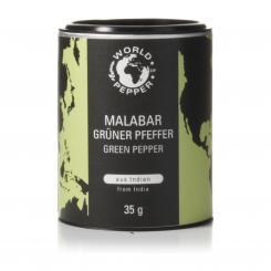 Grüner Pfeffer aus Malabar - World of Pepper