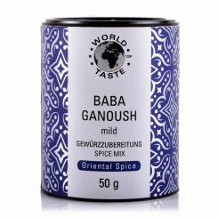 Baba Ganoush - World of Taste