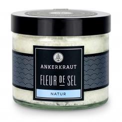 Ankerkraut Fleur de Sel Natur im Tiegel