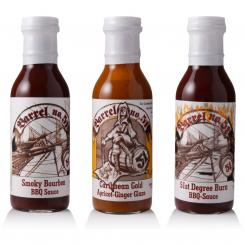 Barrel 51 - BBQ Bundle (3er Set)