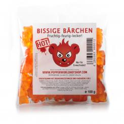 Bissige Bärchen Habanero-Orange