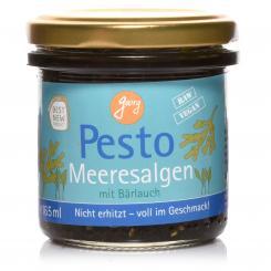 BIO Georg Pesto Meeresalgen mit Bärlauch - 165ml Glas