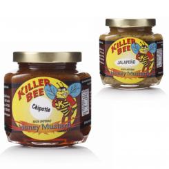 Killer Bee Honey Mustard Duo