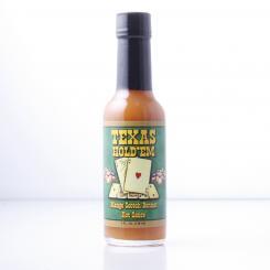 Texas Hold'em Mango Scotch Bonnet Hot Sauce