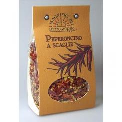 Peperoncino fire flakes - coarse Calabria Chilies