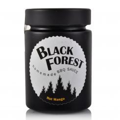 Hot Mango BBQ Sauce - Black Forest Homemade