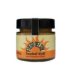 Sambal Aioli - Fuego del Sol