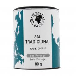 Sal Tradicional - grob - World of Salt